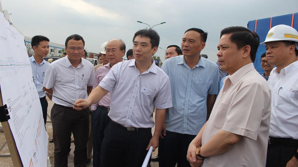 Bộ trưởng Bộ Giao thông - Vận tải Nguyễn Văn Thể: Huy động nguồn lực phát triển đồng bộ hạ tầng giao thông